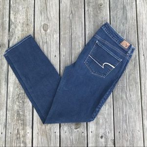 """American Eagle """"skinny"""" jeans size 14"""